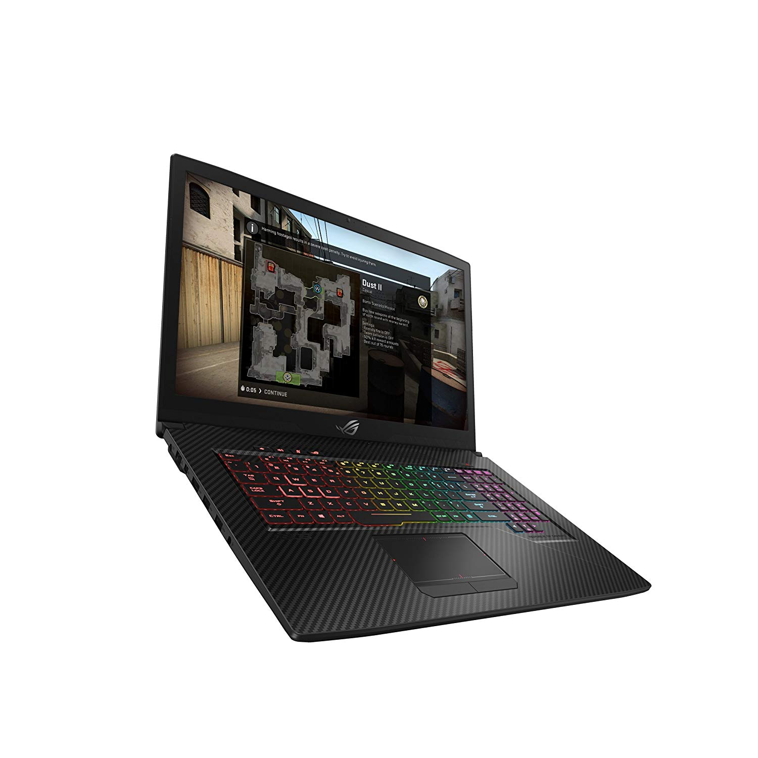 ASUS ROG Strix GL703GM-EE014T 17.3 Inch Gaming Laptop