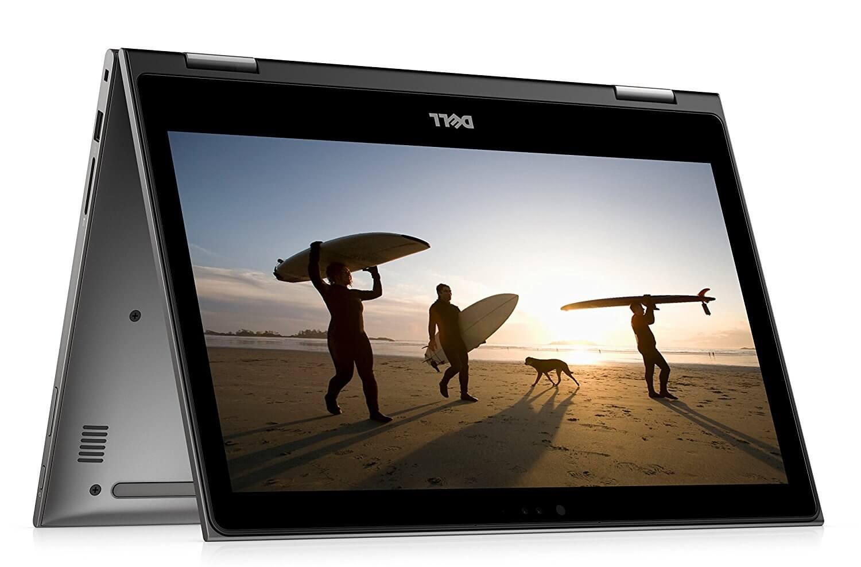 Dell Inspiron 5000 13.3-inch 2-in-1 FHD Convertible Touchscreen Laptop (Era Grey)