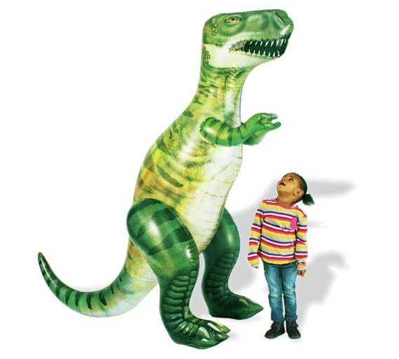 Chad Valley 6ft Giant Inflatable Dinosau