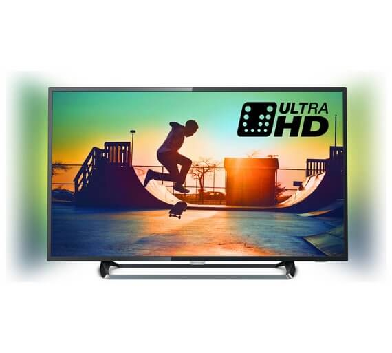 Philips 50PUS6262 50 Inch 4K UHD HDR Ambilight Smart TV