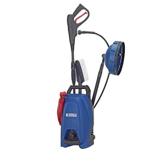 Spear & Jackson Pressure Washer – 1400W
