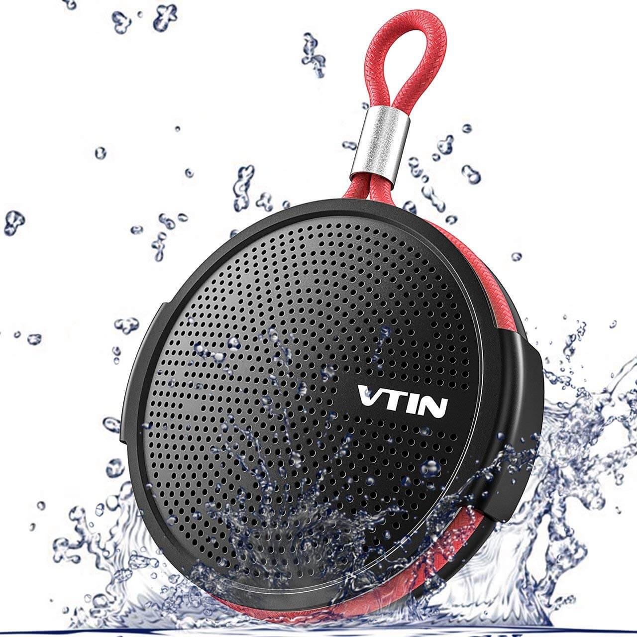 Portable Waterproof, Wireless, Bluetooth, Shower Speaker