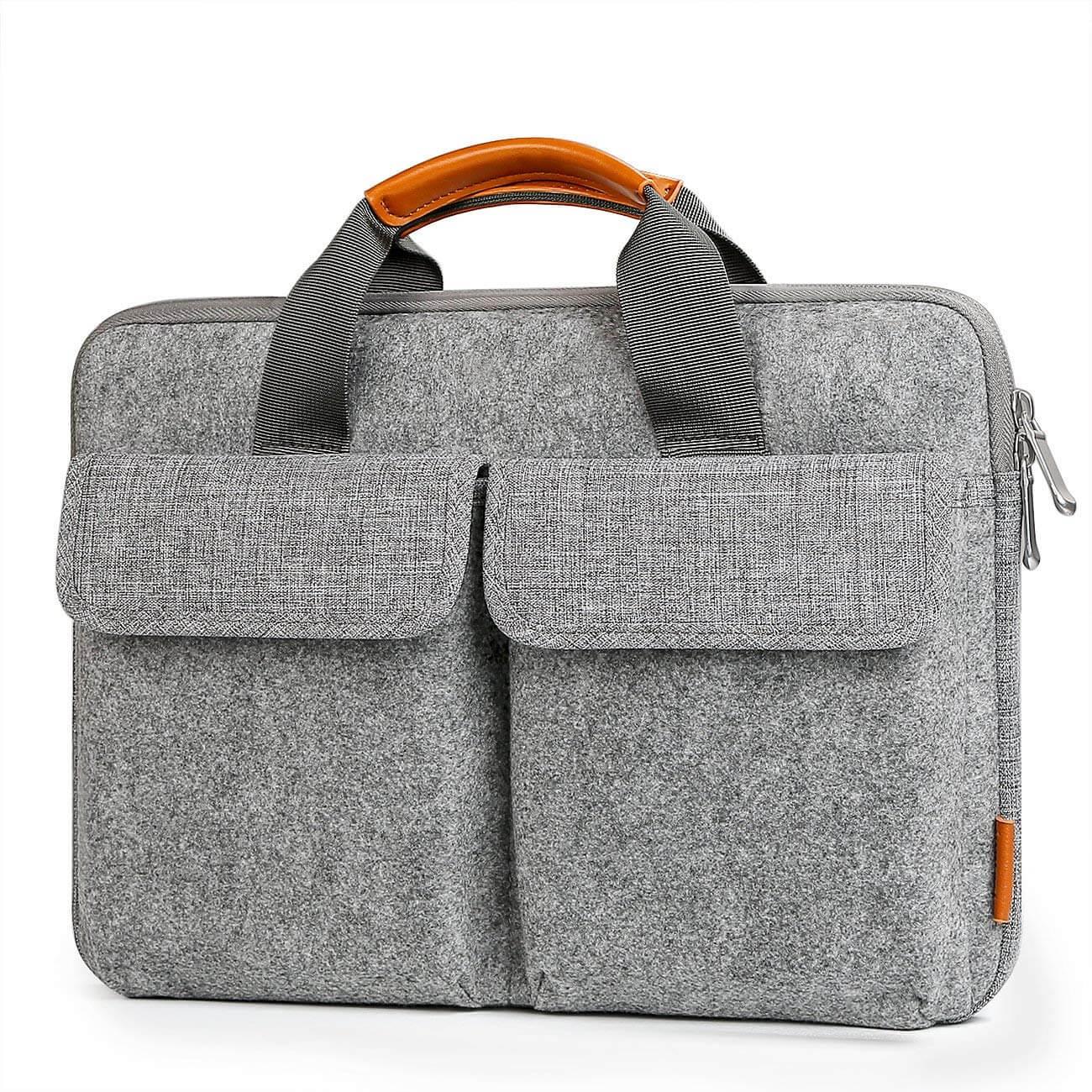 Inateck 13-13.3 Inch Laptop Sleeve Case, Felt Laptop Bag