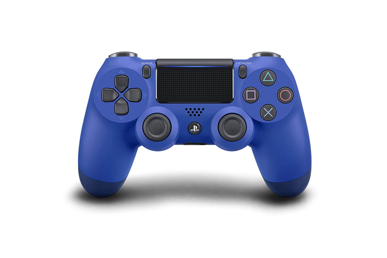 PS4 DualShock 4 Controller V2 (Blue/Black)