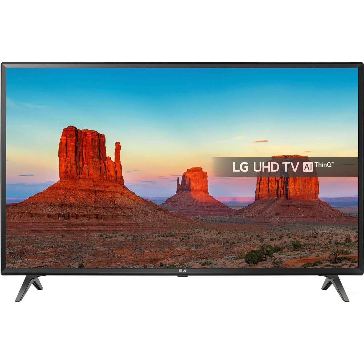 LG 65UK6300PLB UHD 65 Inch Smart LED TV 4K Ultra HD 3 HDMI