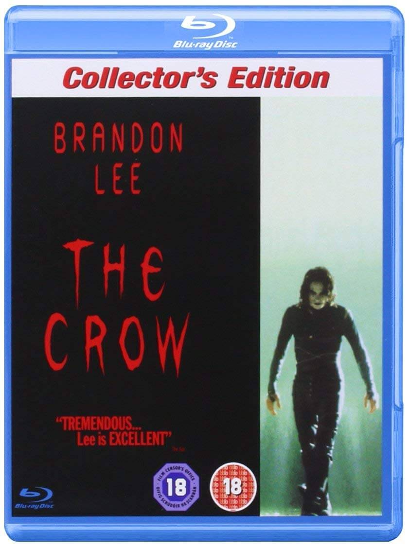The Crow: Collector's Edition Blu Ray