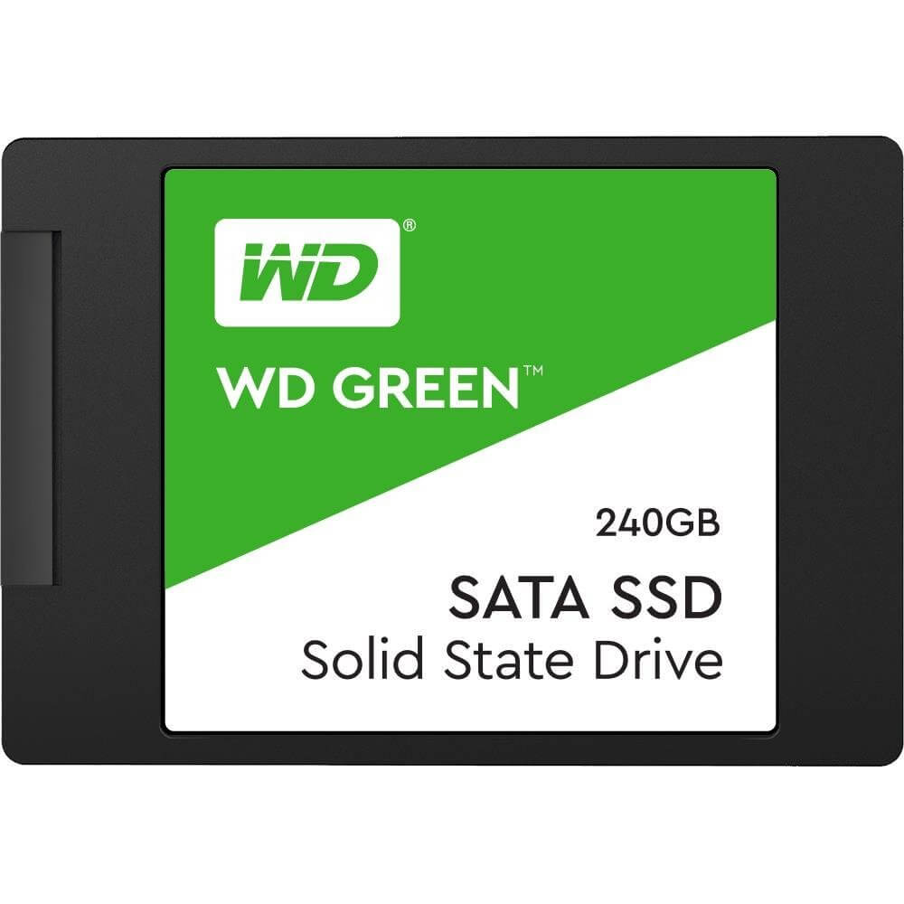 Western Digital 240GB SSD Green