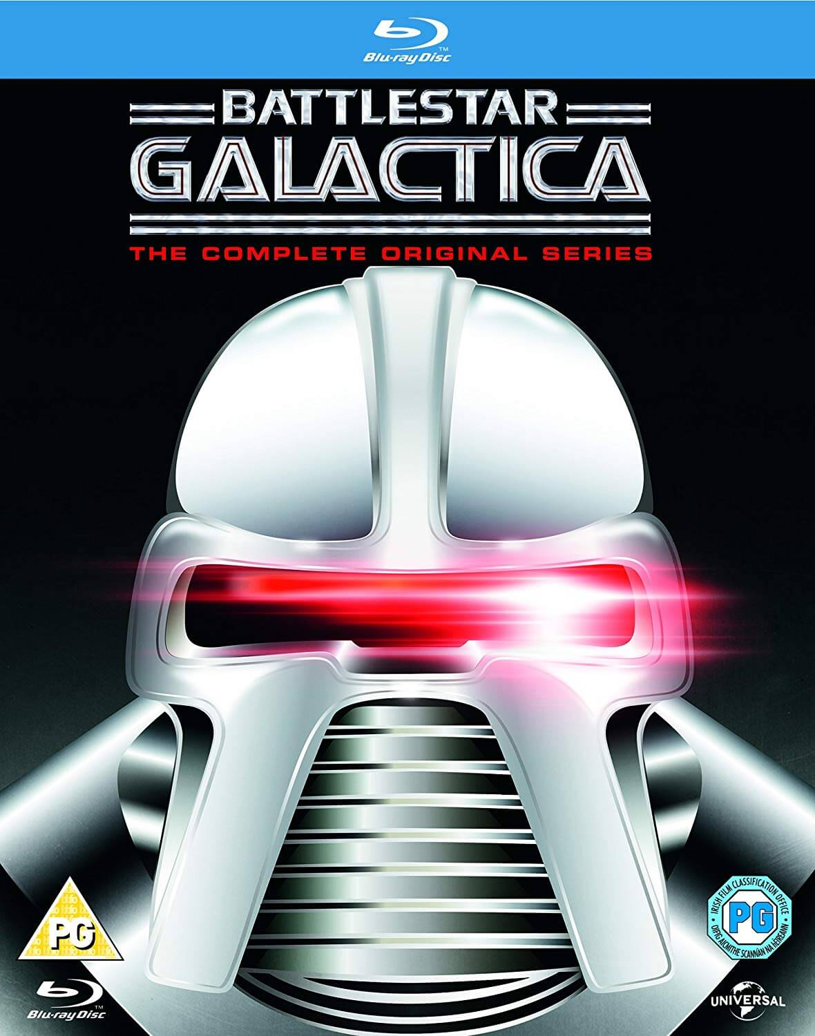 Battlestar Galactica – The Complete Original Series [Blu-ray] [Region Free]