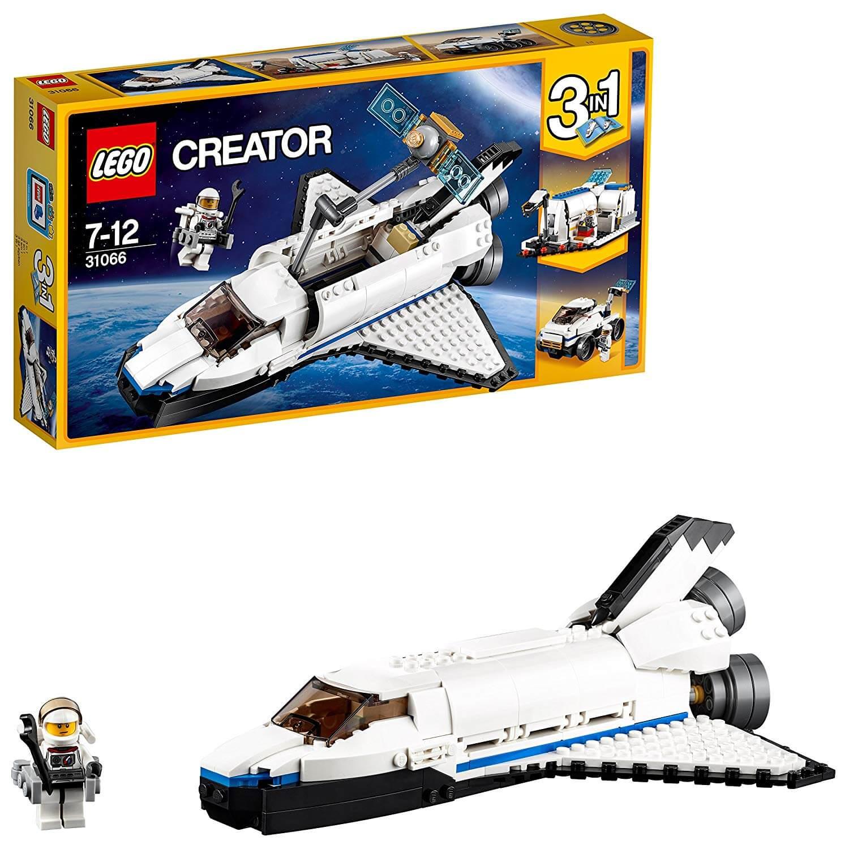 Lego Space Shuttle Explorerf