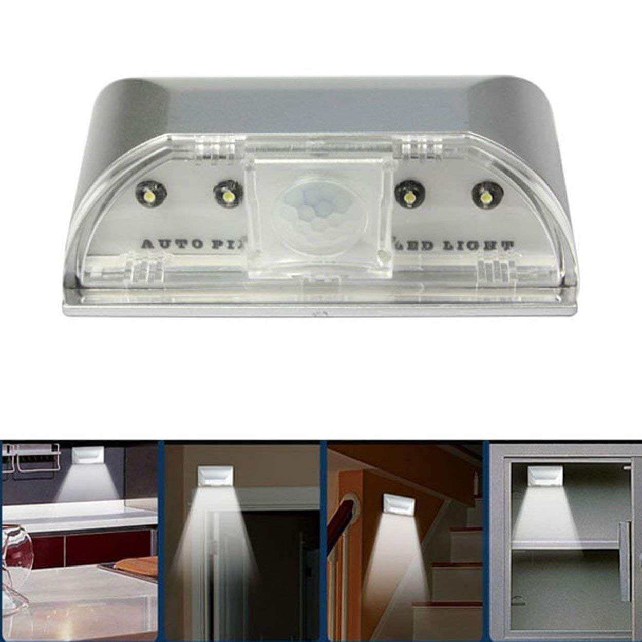 4 Led Light Lamp free delivery