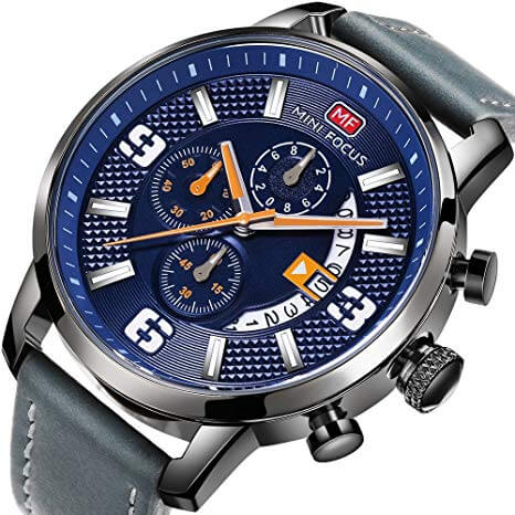 Mens Business Watches Mini Focus Men Sports Watches