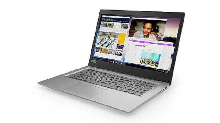 Lenovo IdeaPad 120s 14-Inch Notebook (Mineral Grey) for £178.49