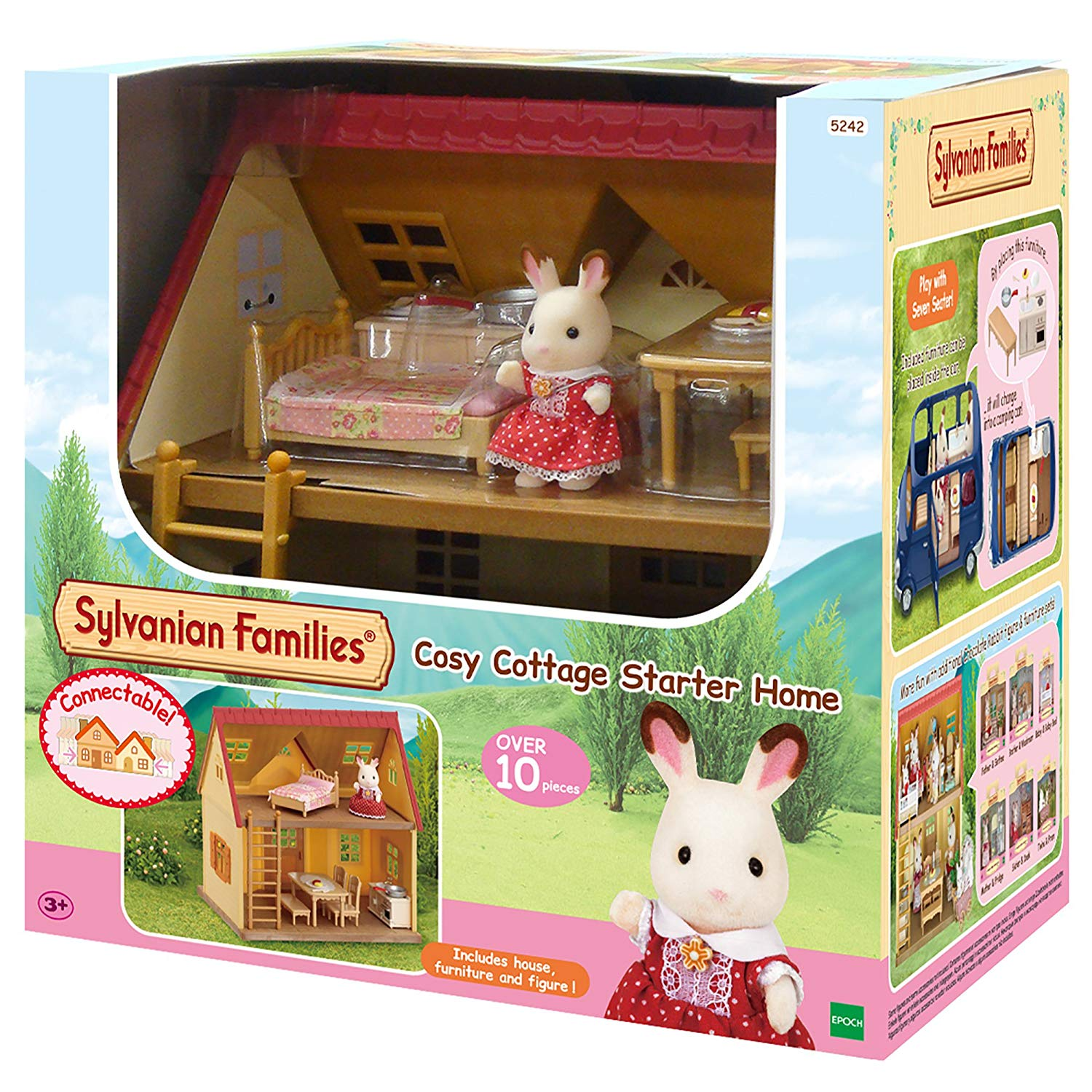 Sylvanian Cosy Cottage Starter Home