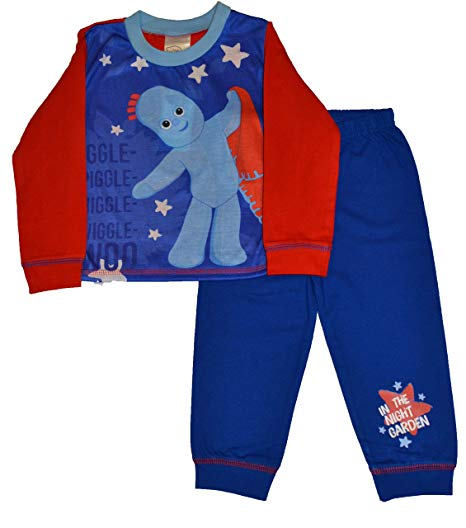 In the Night Garden Boys Iggle Piggle Pyjamas – 18 Months to 4 years