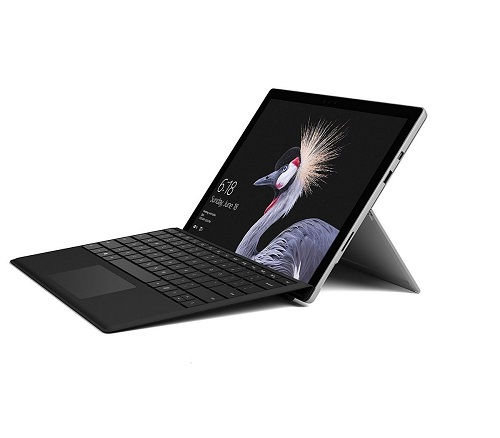 Microsoft Surface Pro 12.3-Inch PixelSense Tablet PC (Silver) for £736.90