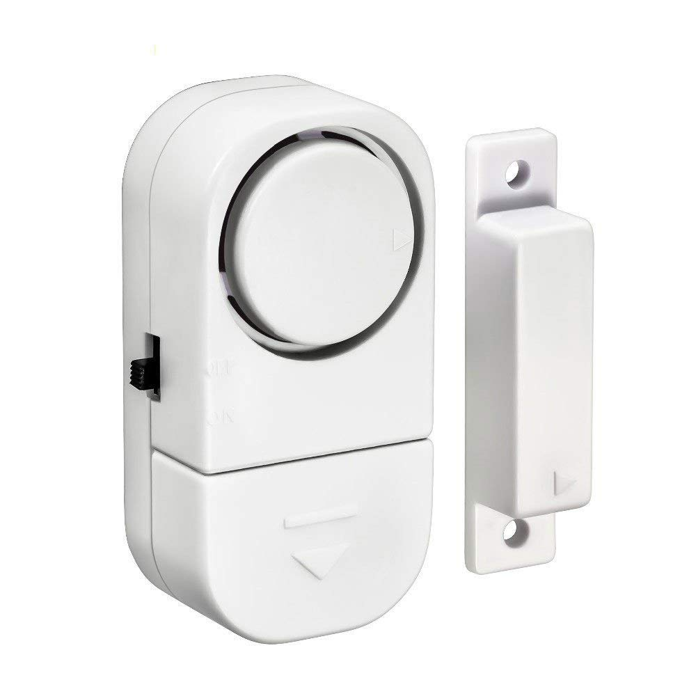 KingNew Alarm Wireless Home Window Door Entry Burglar Security Alarm System