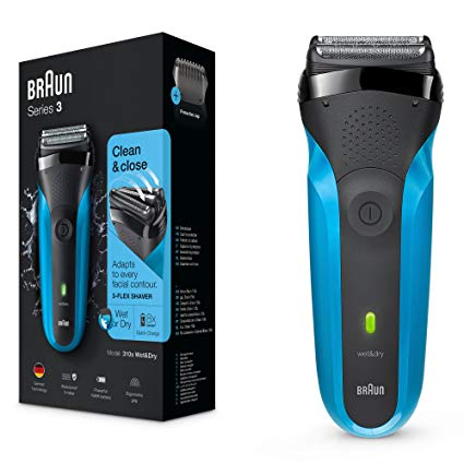 Braun Series 3 310s Wet and Dry Shaver