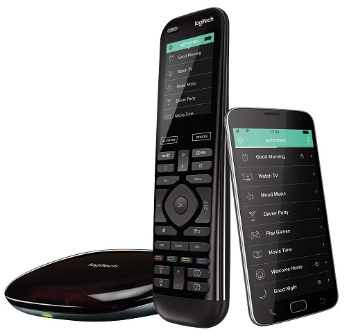 Logitech Harmony Elite Remote Control for £169.00