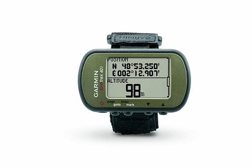 Garmin 010-00777-00 Foretrex 401 GPS Watch with Compass and Barometric Altimeter for £127.99