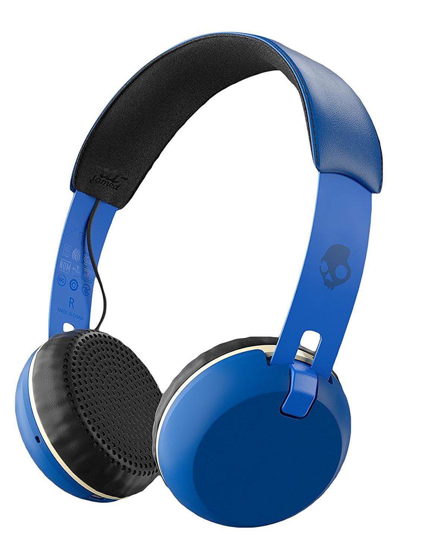 Skullcandy Grind Bluetooth Wireless On-Ear Headphones for £42.22