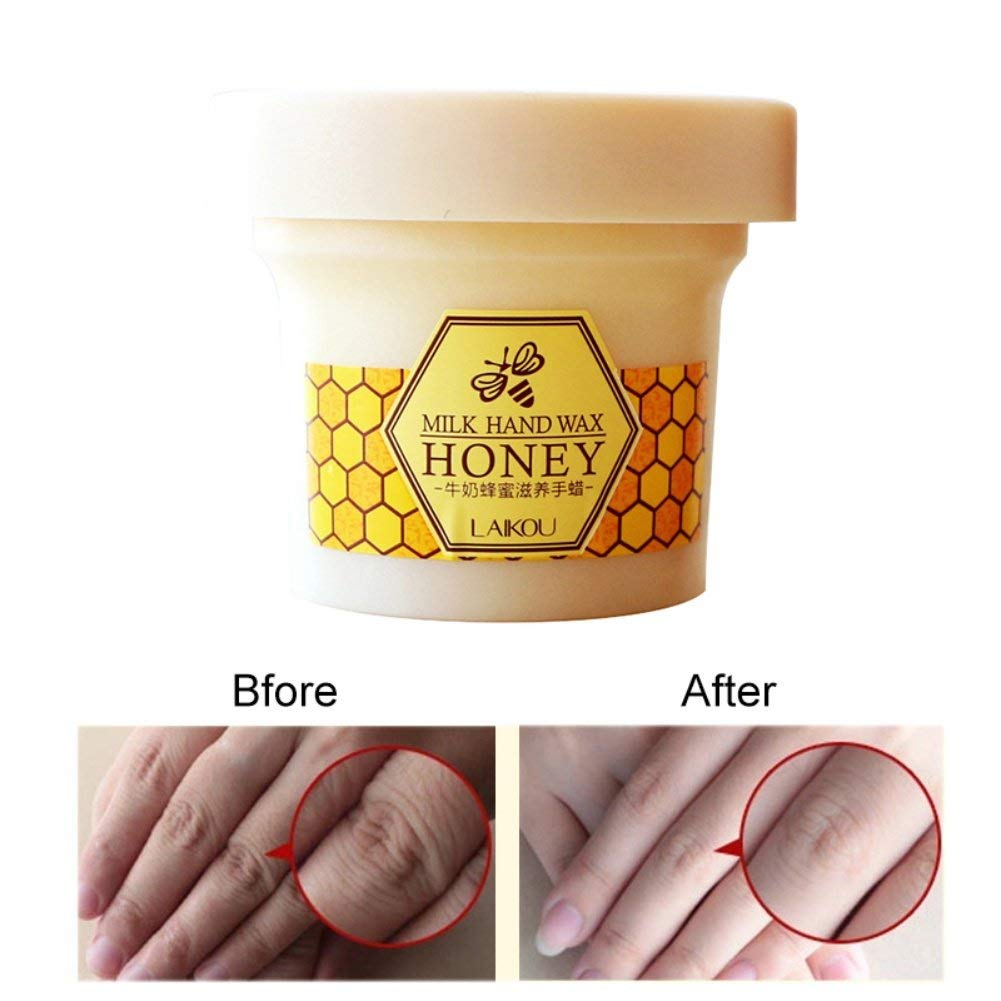 Milk Honey Paraffin Wax Hand Wax Hand Mask Hand Skin Care Moisturizing