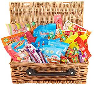 Swizzels Retro Sweet Hamper – 1.1Kg Sweets