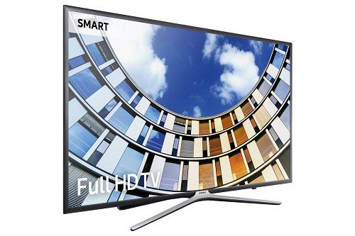 Samsung UE32M5520 32-Inch Full HD Smart TV – Dark Titan (2018 Model)  for £329.00