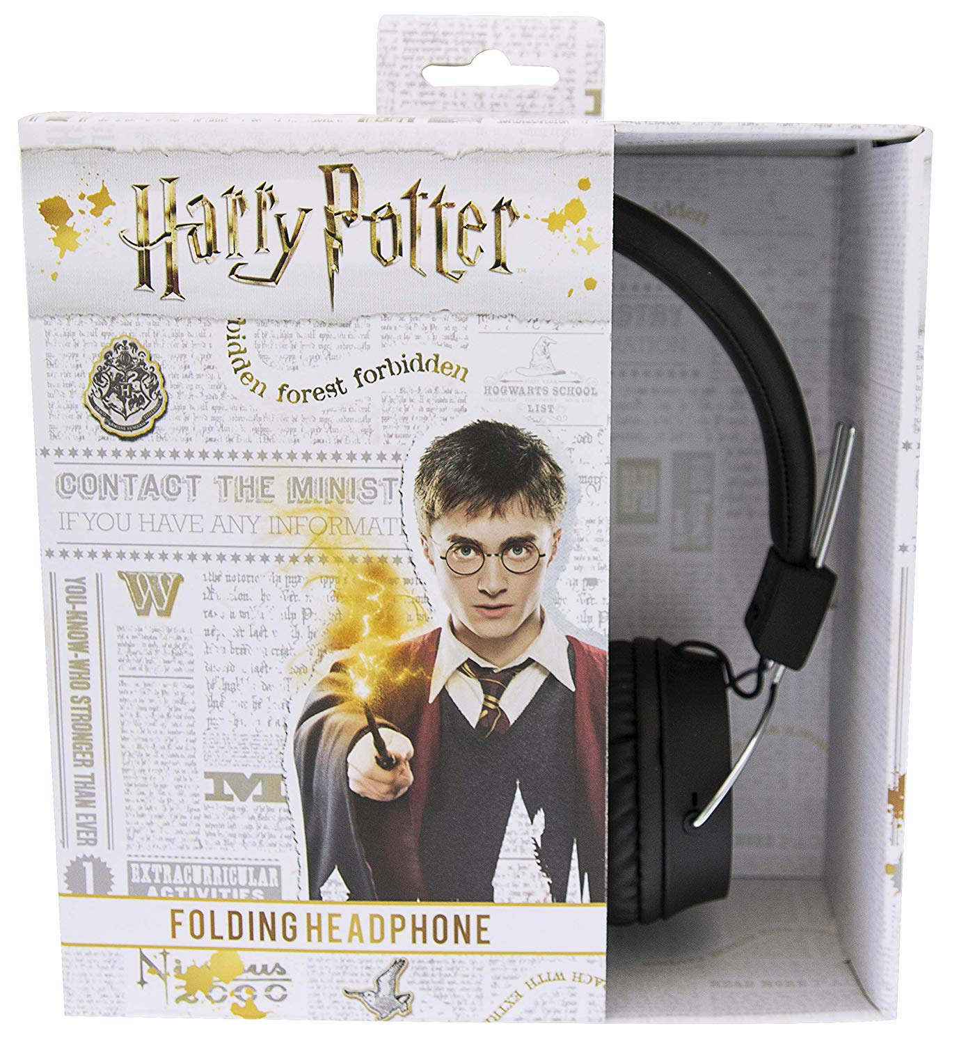 OTL Technologies HP0617 Harry Potter Smoky Deathly Hallows TWEEN Headphones for £18.25