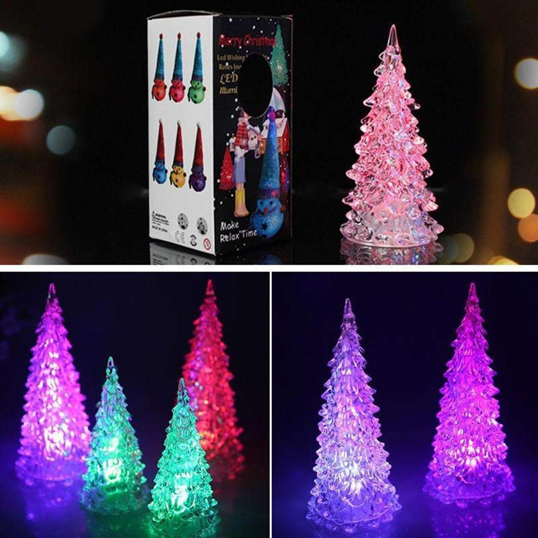 Christmas Tree Shape Light