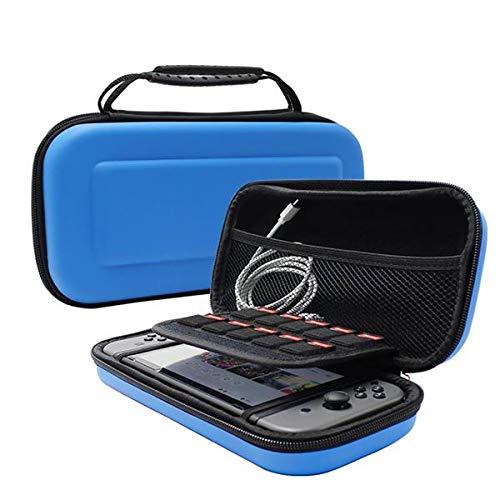 Nintendo Switch Case, Keyye Portable Waterproof Travel Carrying Pouch