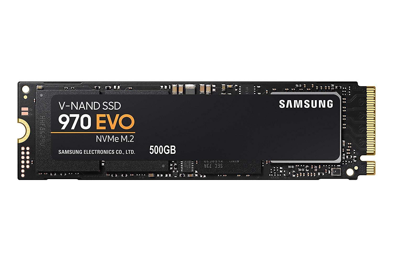 Samsung 500gb MZ-V7E500BW SSD 970 EVO NVME M.2