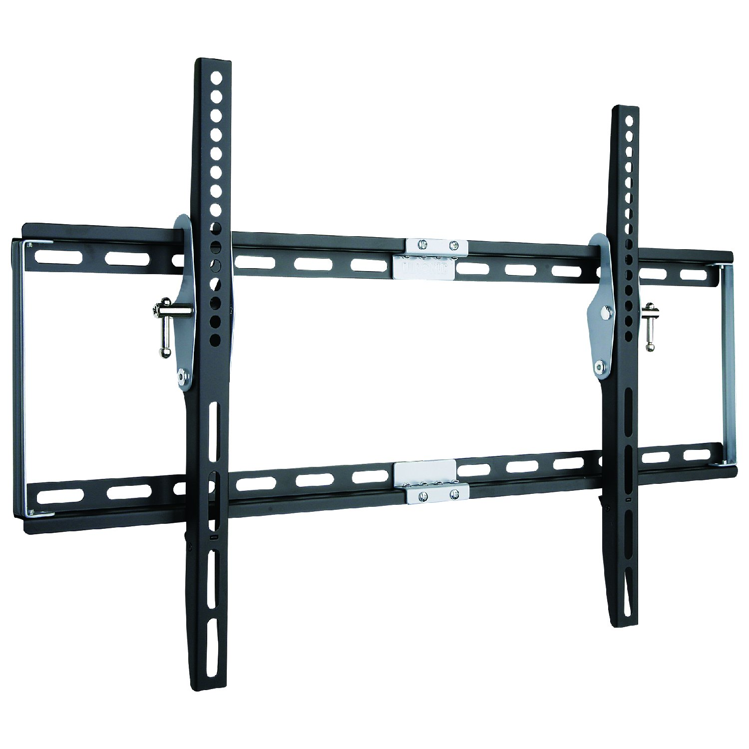 Duronic 33″ – 60″ TV Bracket TVB777 Heavy Duty Adjustable Black Wall Bracket