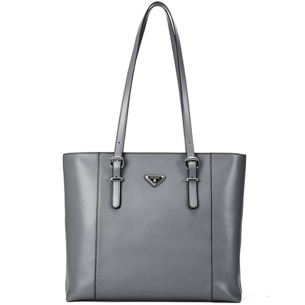 BOSTANTEN Women's Leather Handbags Tote Bag