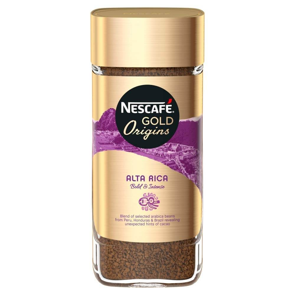 NESCAFÉ Collection Alta Rica Instant Coffee, 100 G, Pack of 6