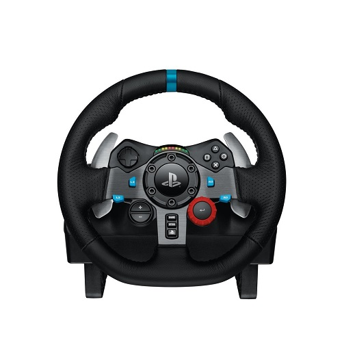Logitech G29 Driving Force Racing Wheel and Pedals for £199.99