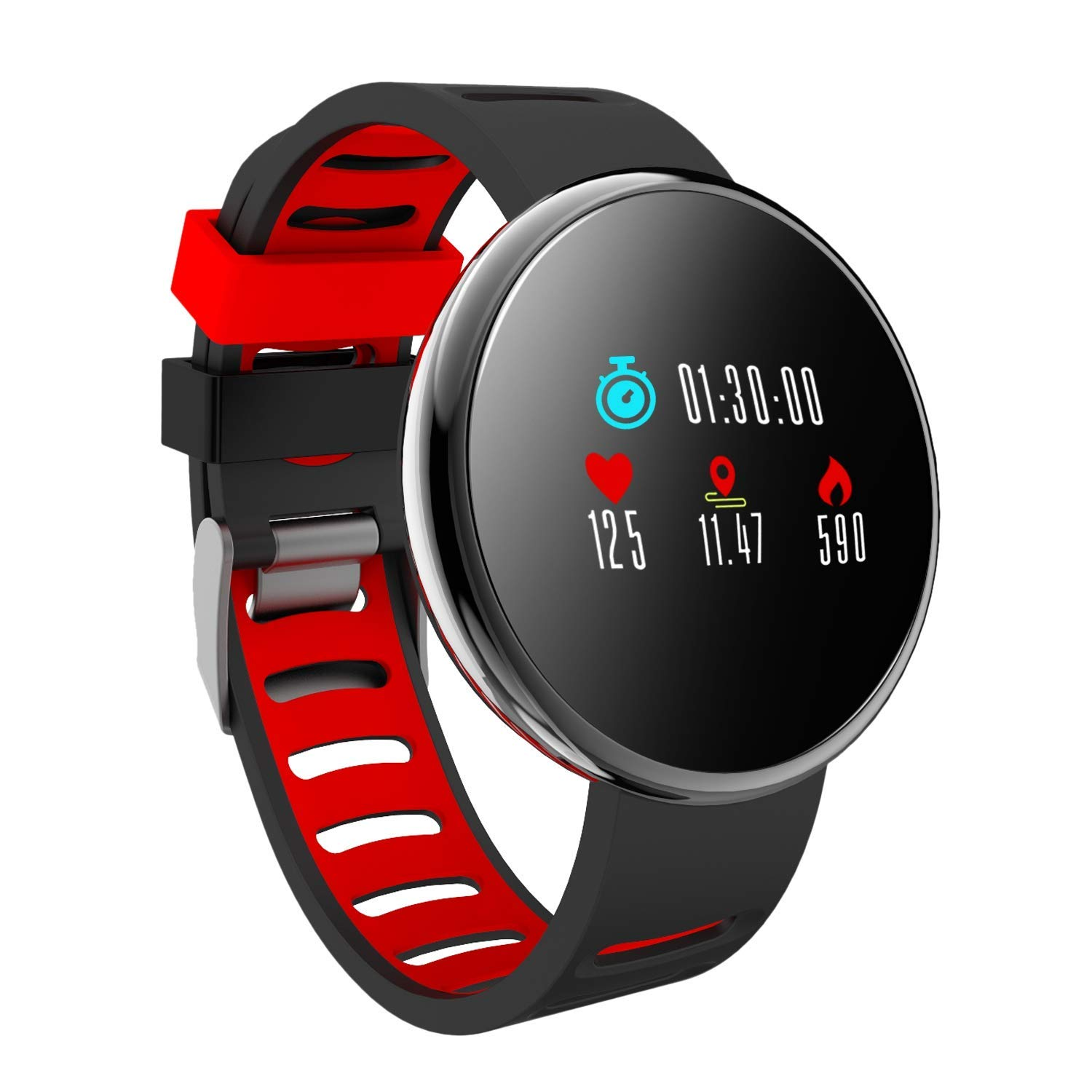 YoYoFit HR Activity Tracker with Blood Pressure