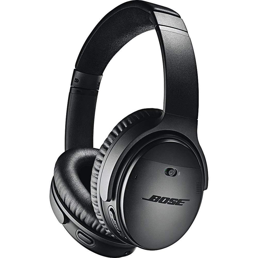 Bose QuietComfort 35 (Series II) Wireless Headphones (Black) for £329.00