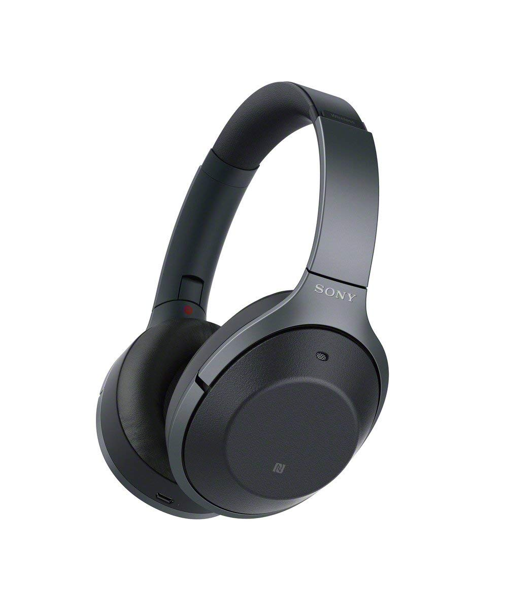 Sony  Wireless Bluetooth Over-Ear  Headphones  (Black) for £264.00