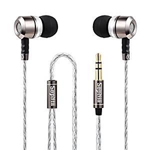 Sephia SP3060 Noise Isolating in-ear Earphones Headphones for £9.99