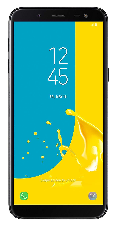 Samsung Galaxy J6 2018 32 GB UK SIM-Free Smartphone, Black for £179.95