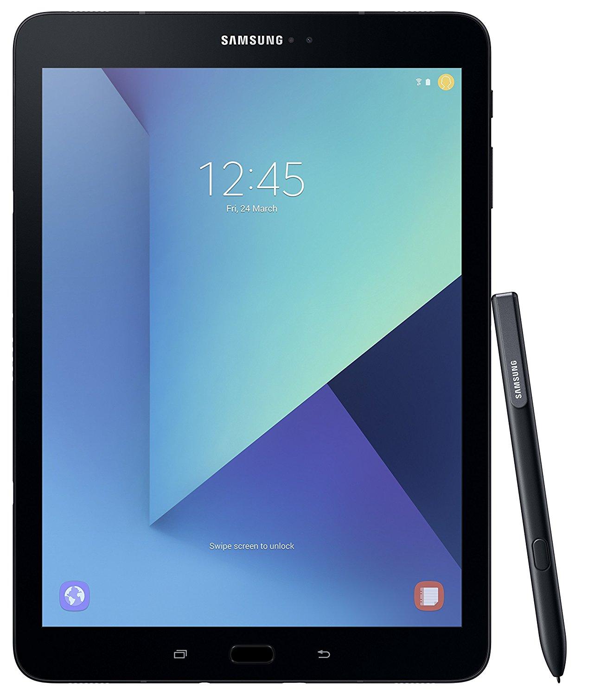 Samsung SM-T820NZKABTU Galaxy Tab S3 9.7 Inch Wi-Fi Tablet for £454.97