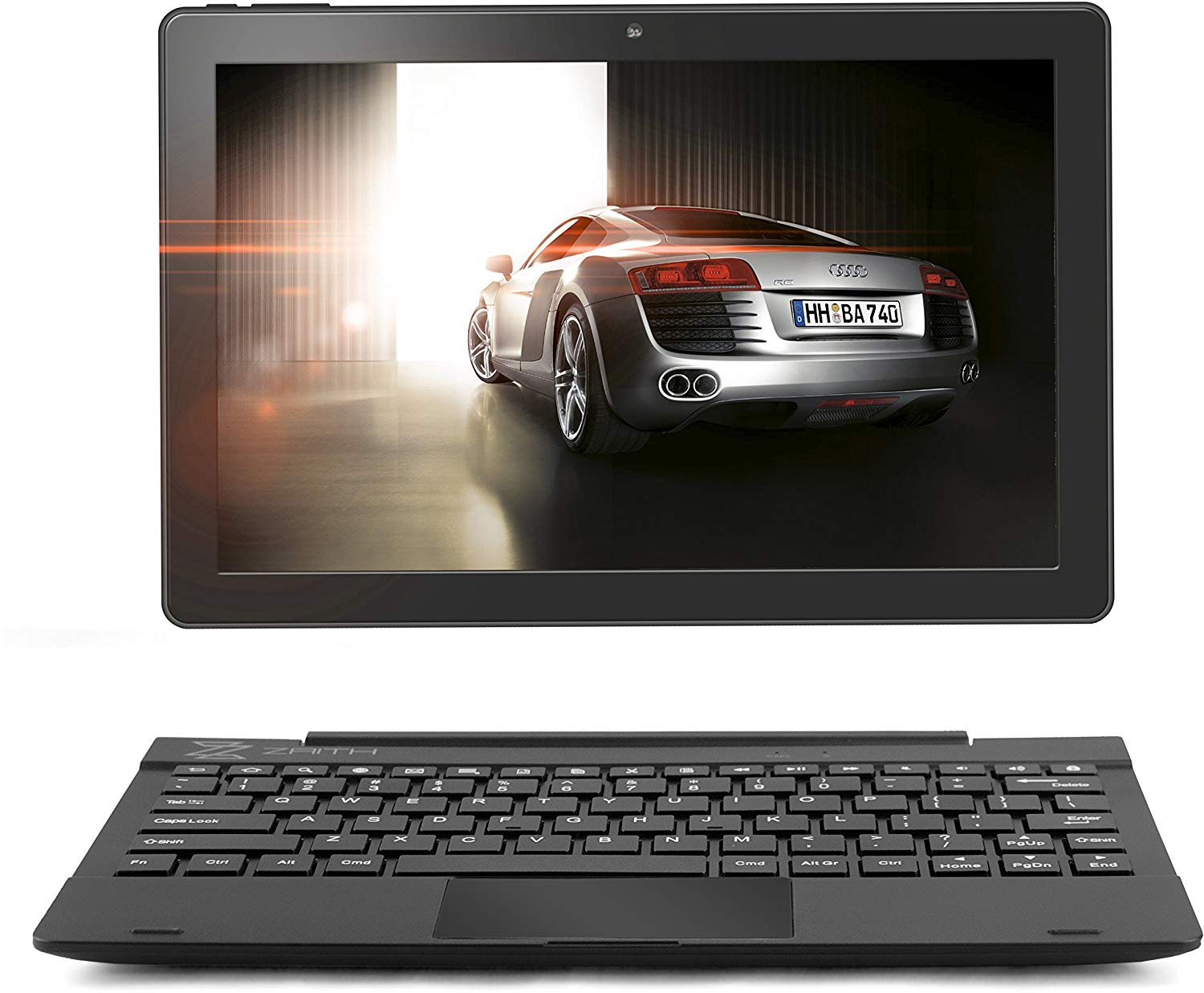 2in1 10.1″ Inch Google Laptop Tablet PC for £130.99