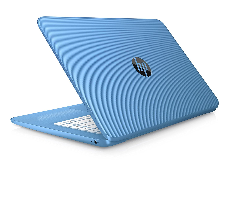 HP Stream 14-ax000na 14-inch HD Laptop (Aqua Blue) for £222.99