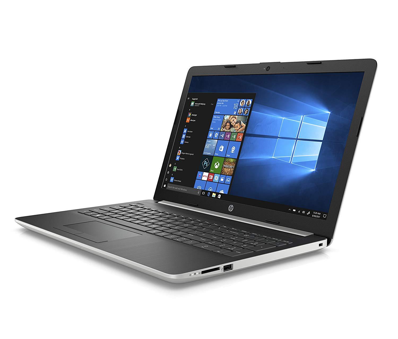 HP 15-da0038na 15.6 Inch FHD Laptop – (Silver) for £499.00