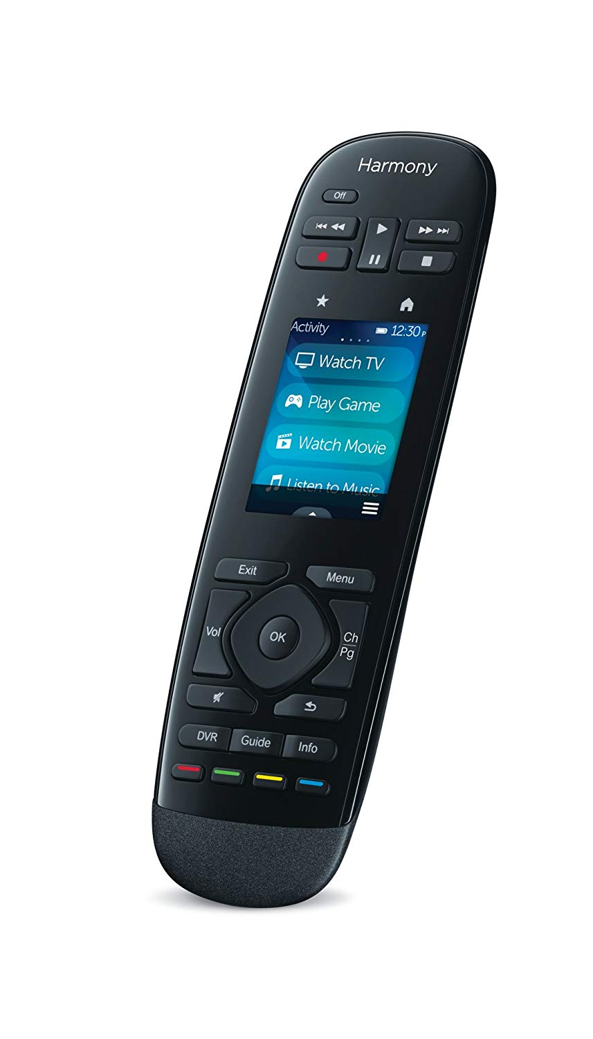 Logitech Harmony Ultimate Remote Control and Hub, works with Alexa for £89.99