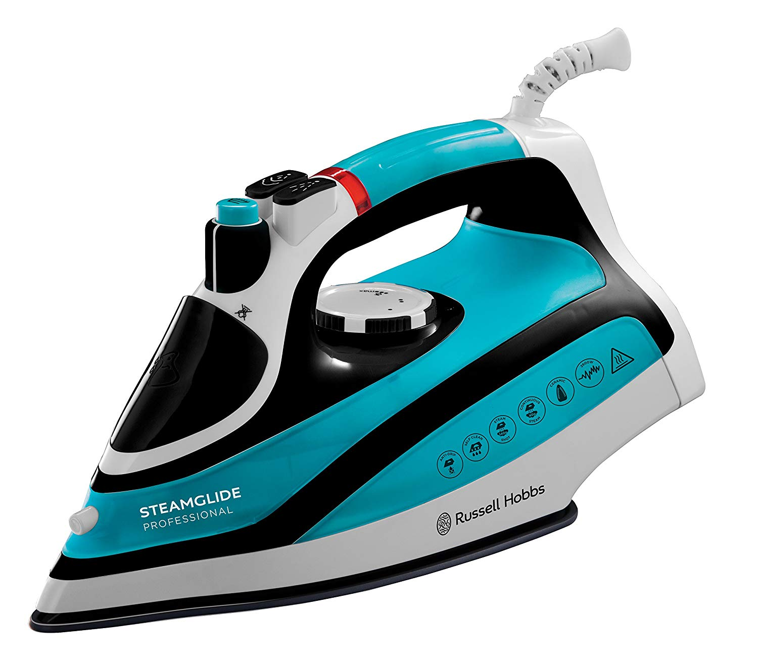 Hobbs Steam glide Professional Steam Iron 2600 W