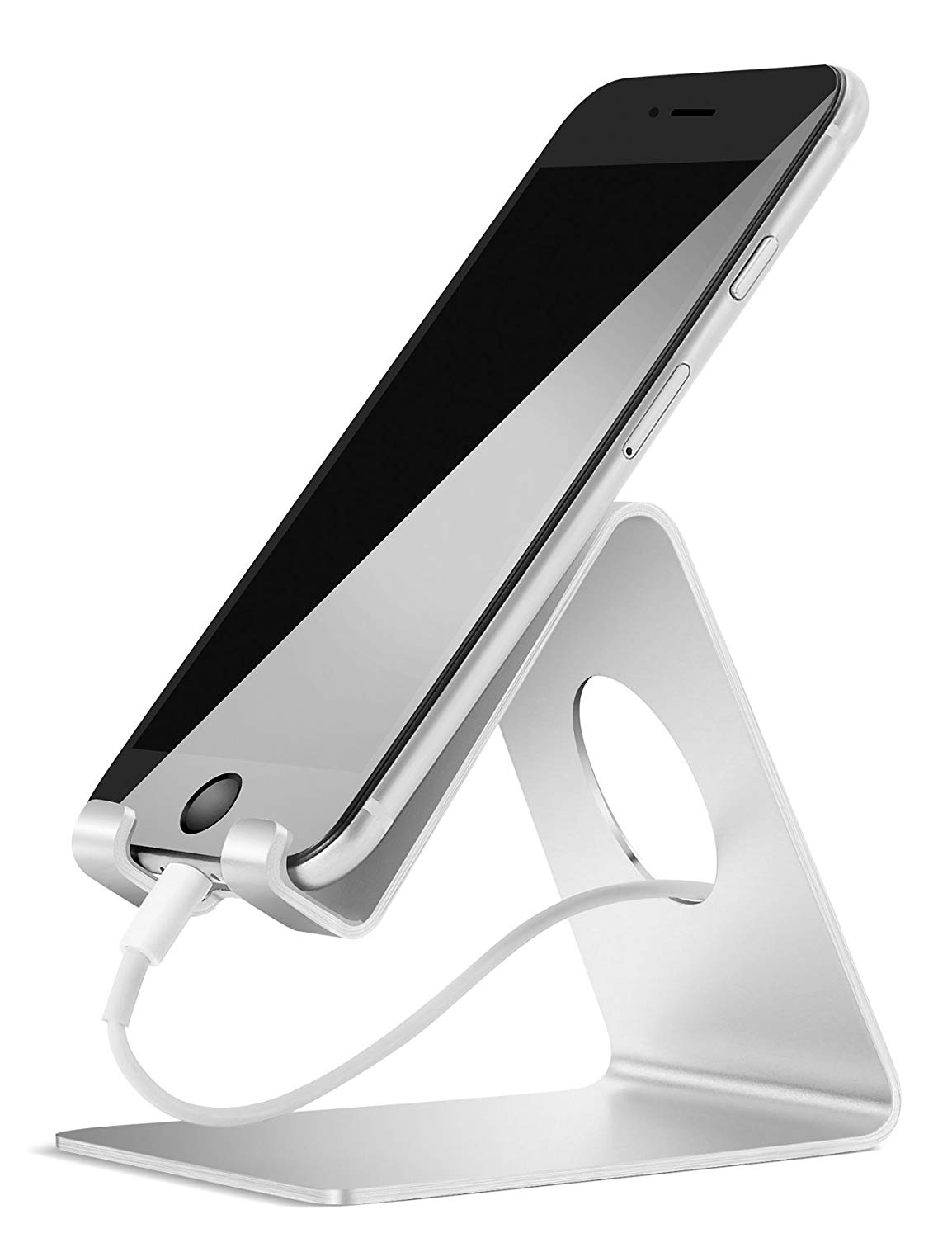 Phone Stand, Lamicall Phone Dock : Universal Stand, Cradle, Holder for  £6.39