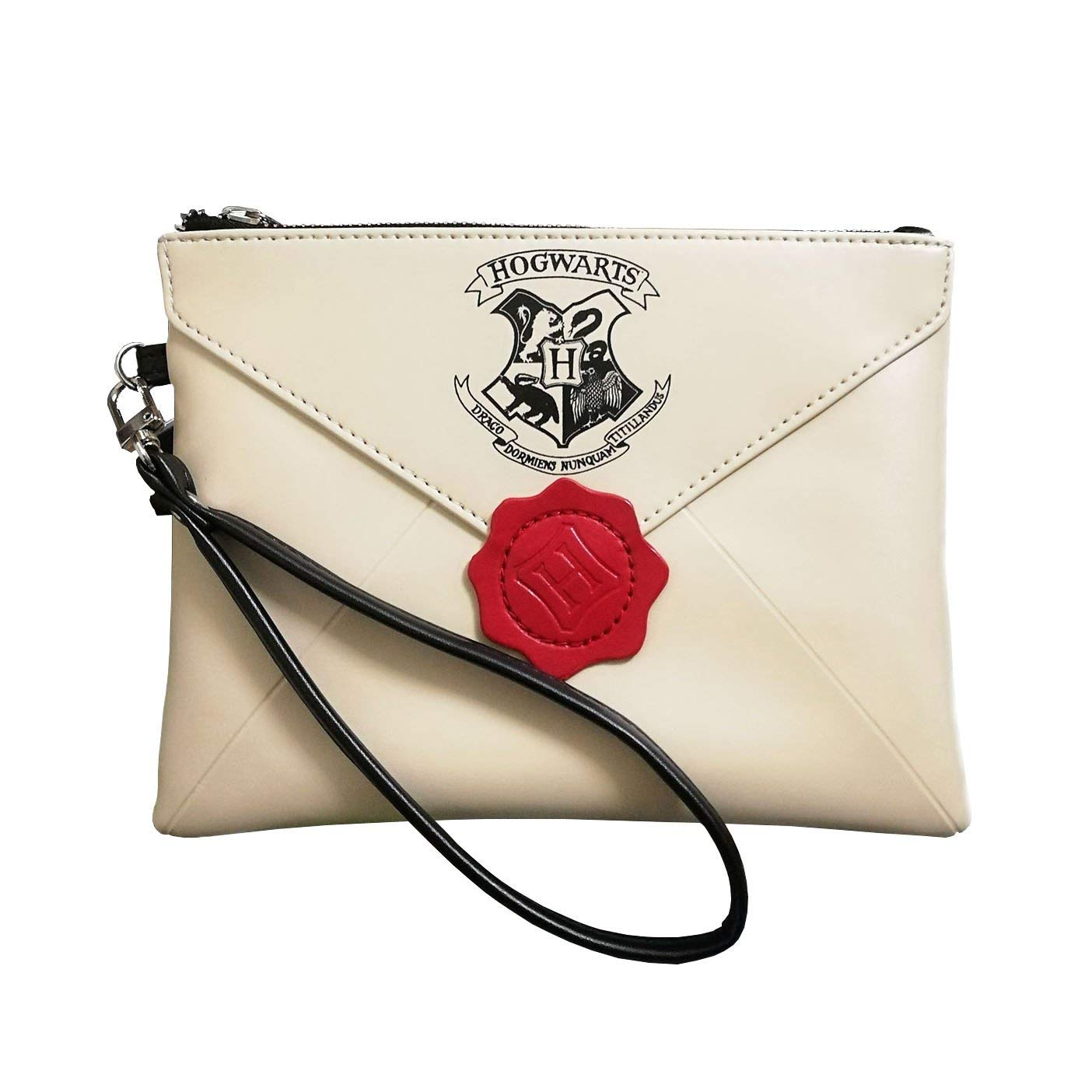 Women's Clutch Compatible for Harry Potter Hogwarts Badge Storage Wallets Cosmetic Bags for £17.99