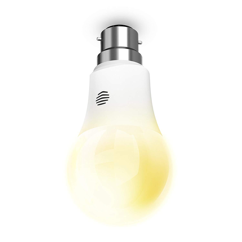 Hive Lights Dimmable B22 Bayonet Smart Bulb for £11.99