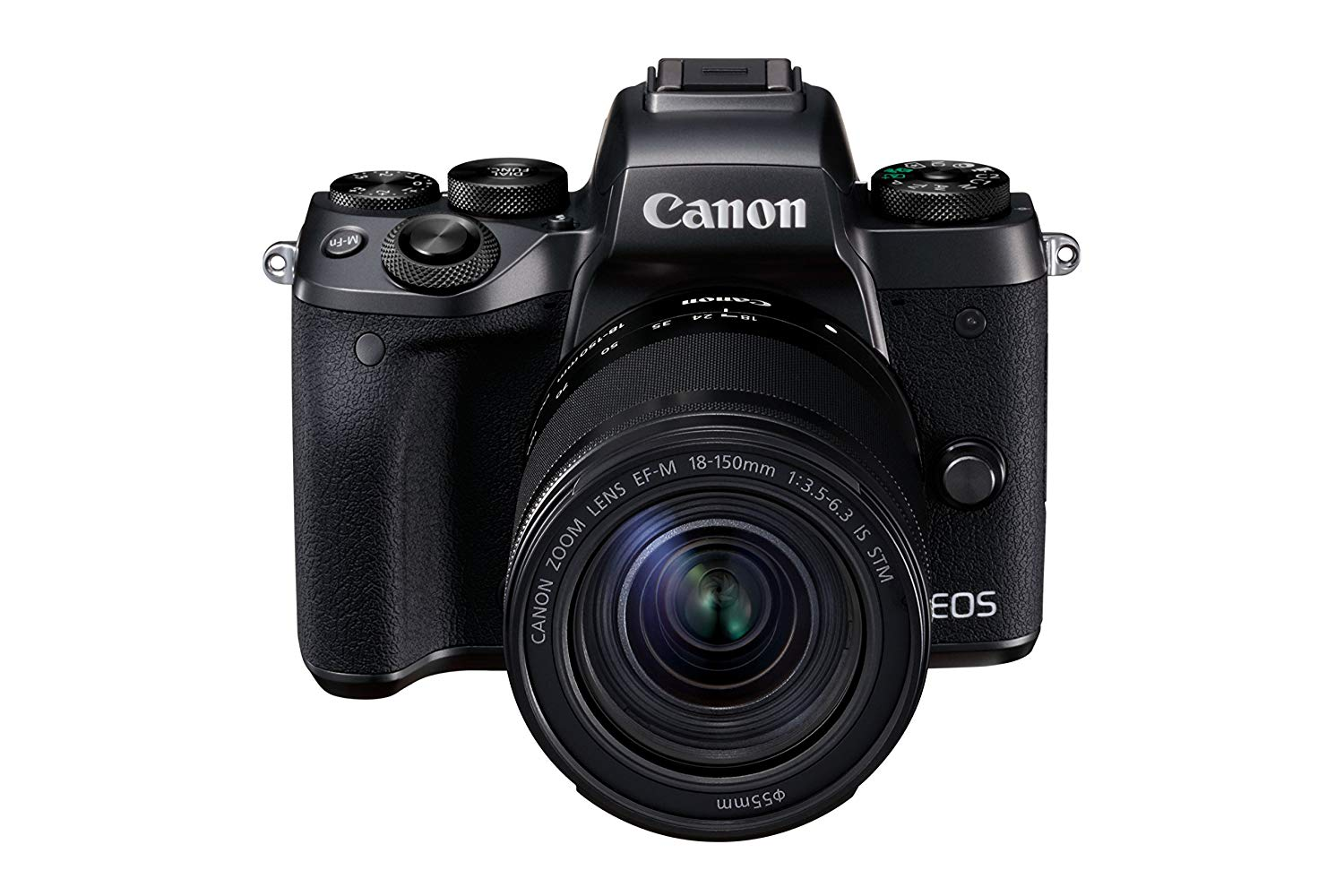 Canon EOS M5 Mirrorless Camera with EF-M 18-150 mm Lens for £664.99